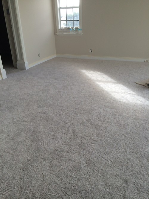 Help with paint color gray carpet for Silver grey walls