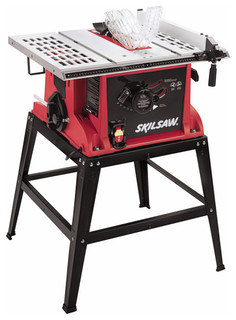 "SKIL 3310 15-Amp Table Saw With Fixed Stand, 10"" - Craftsman ..."