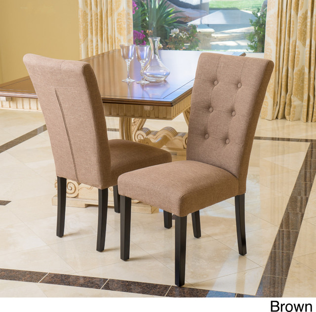 Christopher Knight Home Angelina Dining Chair Set of 2