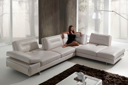 Lux Sectional Sofa Modern Sectional Sofas By Italy Design