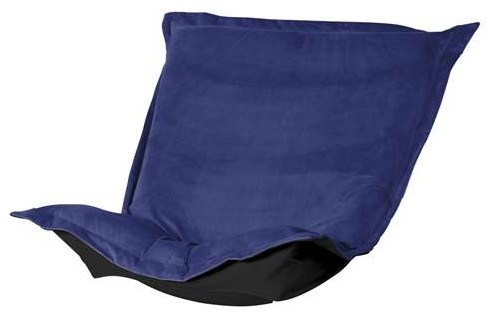 Howard Elliott Bella Royal Puff Chair Cushion Contemporary Seat Cushions