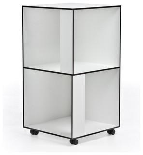 wallbox container bauhaus look aufbewahrungsboxen von. Black Bedroom Furniture Sets. Home Design Ideas