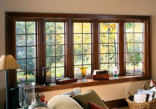 Bay Windows Traditional Windows By Renewal By Andersen