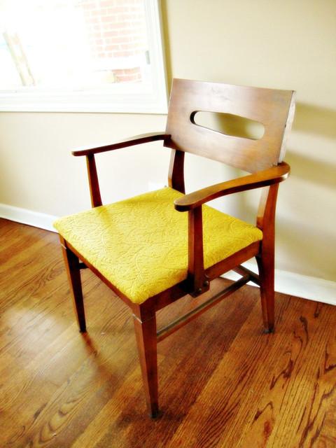 Mid Century Danish Chair By 8pointdesign Modern