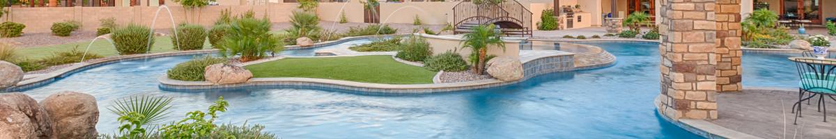 Unique Landscapes And Custom Pools Mesa Az Us 85210