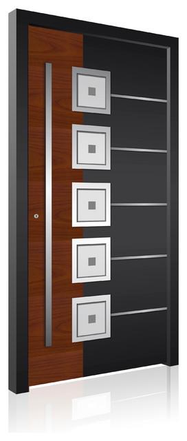 standard designs contemporary front doors by rk door