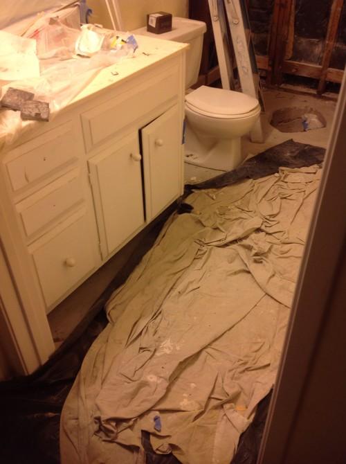 Bathroom Remodel Please Help