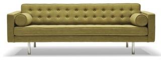 Mid century modern sofa linemode modern sofas new for Mid century modern furniture new york