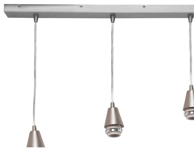 Portfolio 3 Light Light Oil Rubbed Bronze Contemporary: Access Lighting 52023-ORB Trinity 3 Light Pendants In Oil