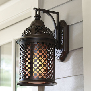 vettraino outdoor lantern traditional outdoor wall