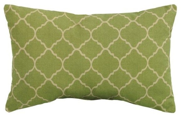 pisa 19 inch wide outdoor pillow mediterranean outdoor cushions and pillows