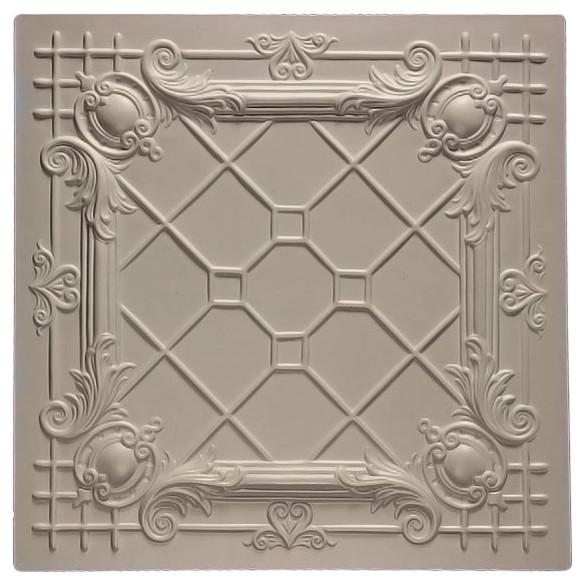 ... Tile - Latte - Traditional - Ceiling Tile - by Designers Wallpaper