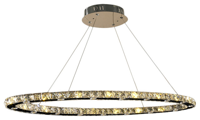 Galaxy Led Chandelier Collection
