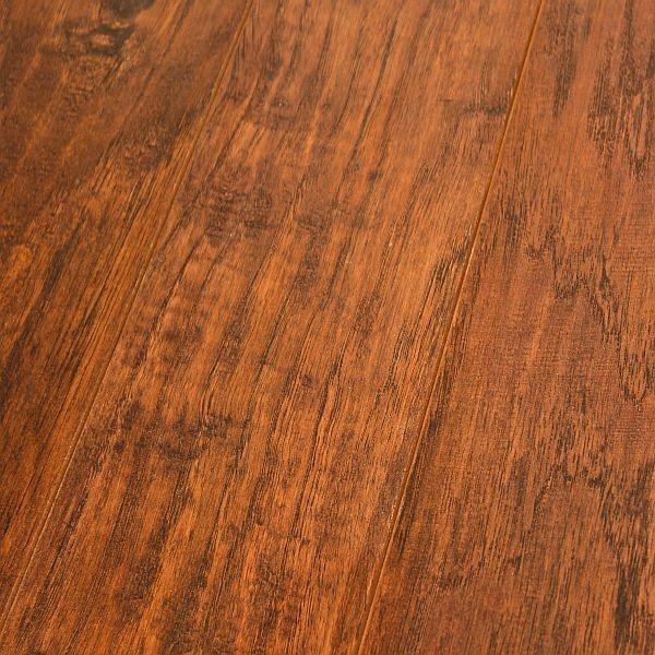 Inhaus timeless impressions highlands hickory 8mm laminate for Inhaus laminate flooring
