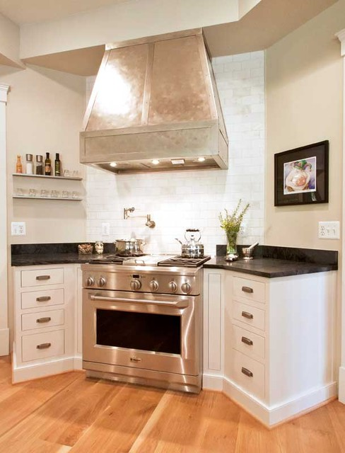 Exhaust Hoods - Home Decor - dc metro - by AK Metal Fabricators, Inc