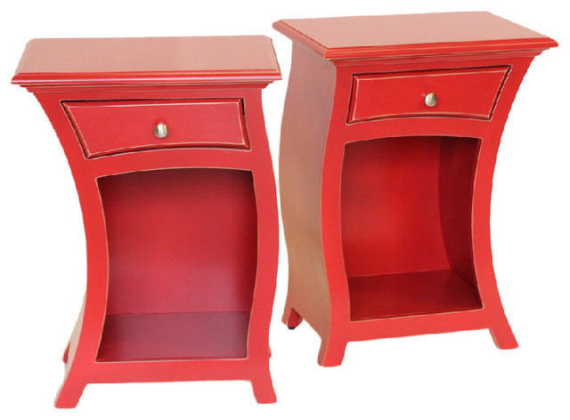 Table No 8 Eclectic Nightstands And Bedside Tables by Dust Furniture