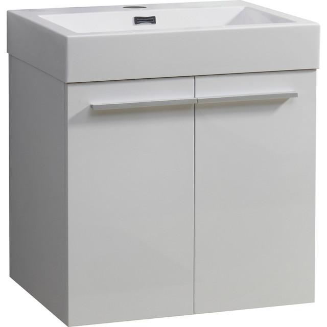single bathroom vanity cabinet gloss white modern bathroom vanity