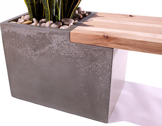 tao planter bench modern indoor benches phoenix by