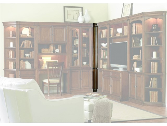 ... Cherry Creek Corner Wall Mount traditional-display-and-wall-shelves