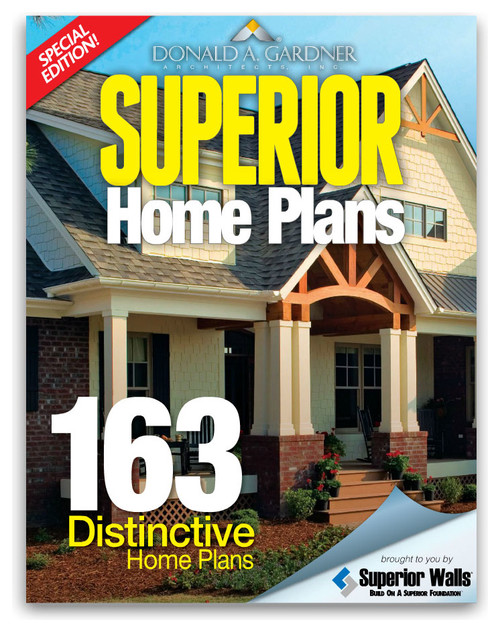 Free Special Edition Superior Home Plans Magazine