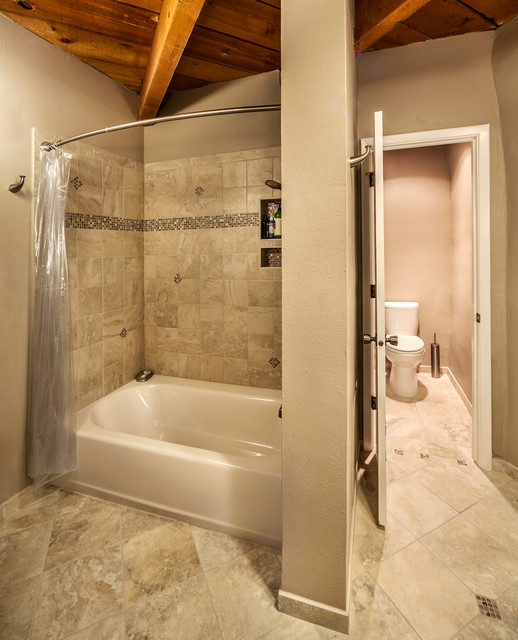 bathroom remodel eclectic albuquerque by creative