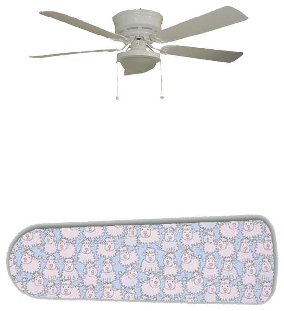 Nursery ceiling fans design interior ideas Baby nursery ceiling fans