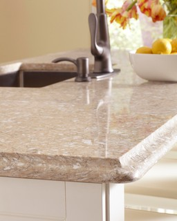 Quartz Countertop in Sierra - Traditional - Kitchen Products - new ...