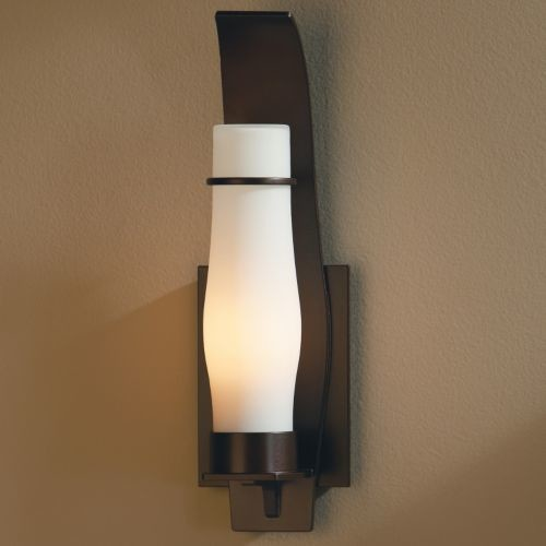 Modern Outdoor Wall Sconces : Sea Coast Outdoor Wall Sconce by Hubbardton Forge modern-outdoor-wall-lights-and-sconces