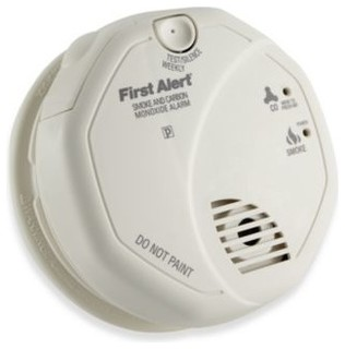 First Alert CO605 Combination Smoke And Carbon Monoxide