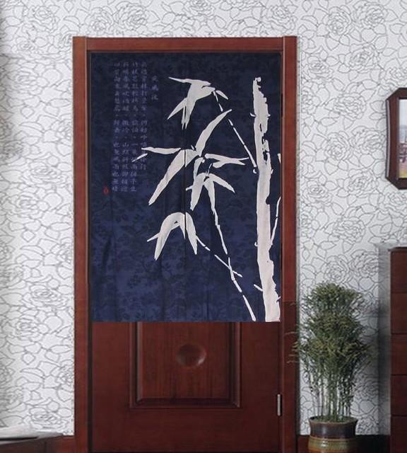 Noren Door Curtain pezcame.com & fabric door curtain - Design Decoration