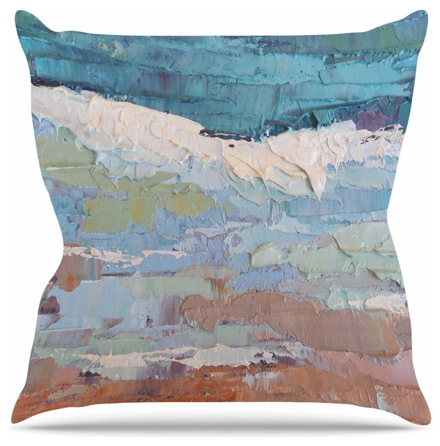 Beach Style Outdoor Cushions : Carol Schiff