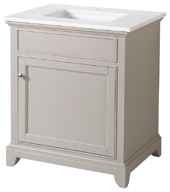 stufurhome arianny 25 inch single sink bathroom vanity
