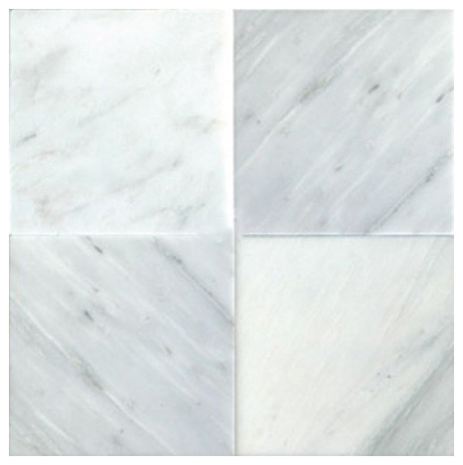 Arabescato Carrara Marble : Arabescato carrara quot honed marble floor and wall