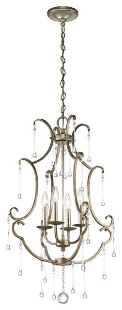 Kichler Foyer Chandelier : Kichler lighting foyer chandelier light transitional