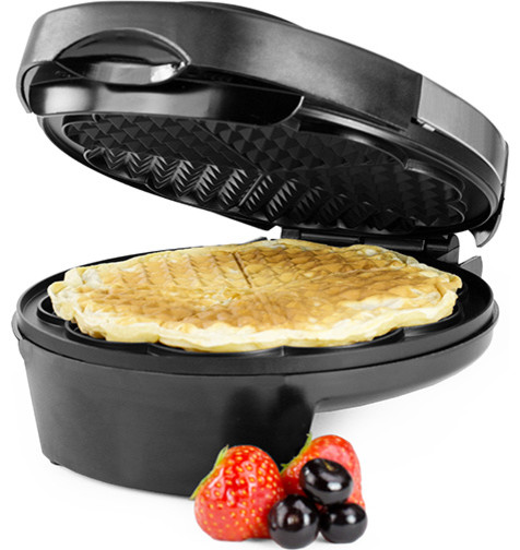 Andrew James Deluxe Waffle Maker - Modern - Waffle Makers - other metro - by Andrew James Worldwide