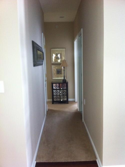 Need Help With This Boring Narrow Hallway