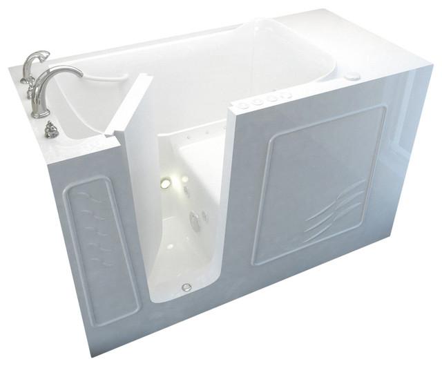 30 X60 Walk In Ada Compliant Bathtub Contemporary Bathtubs B