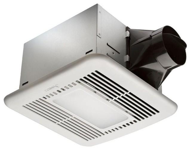 Delta Breez Bathroom Fans Sig80mled Breezsignature 80 Cfm: Breez Signature 80 CFM Ceiling Exhaust Bath Fan With LED