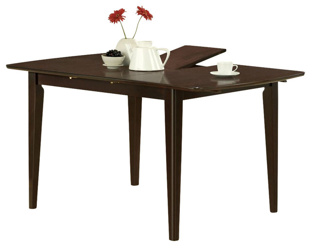 monarch specialties 48 x36 dining table with 12