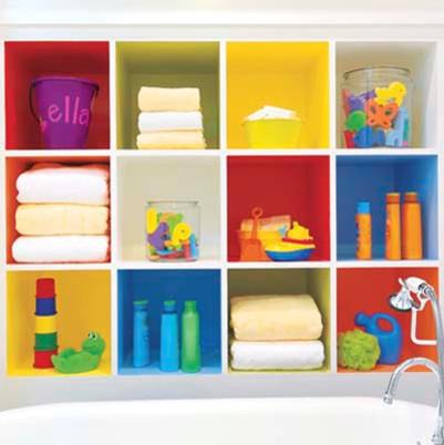 Besoin d 39 aide pour choisir le sol salle de bains de mes - Ideas almacenaje juguetes ...