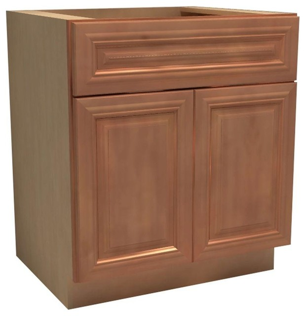 Home Decorators Collection Cabinets 36x34.5x21 in. Dartmouth Assembled Vanity - Contemporary ...