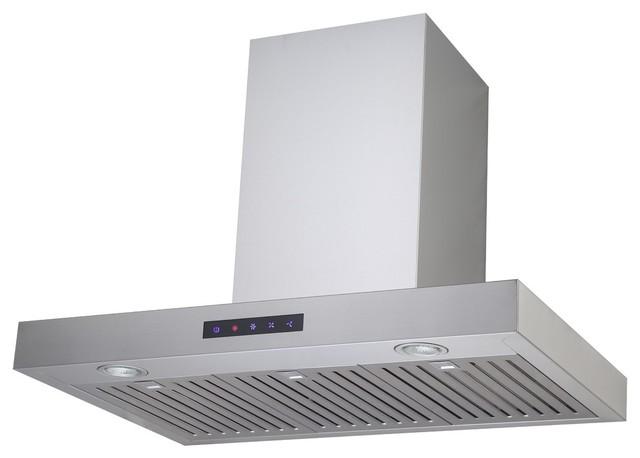 ari kitchen and bath 30 wall mount range hood stainless