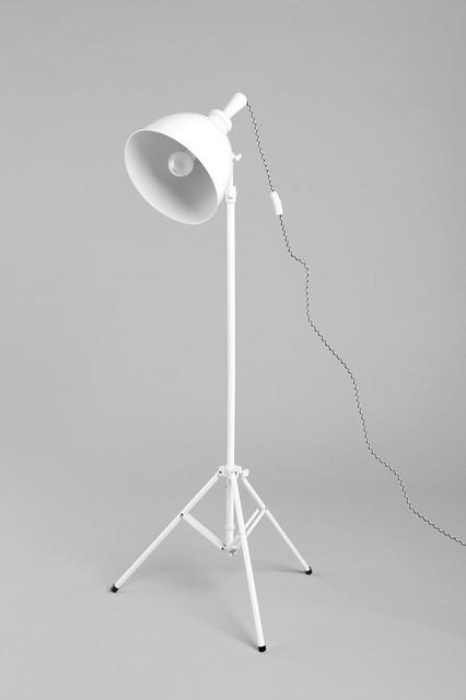 Industrial Tripod Floor Lamp Modern Floor Lamps By