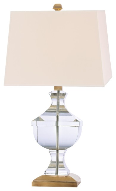 Hudson Valley L746 Agb 1 Light Large Table Lamp Witclyde Hill Collection Traditional Table