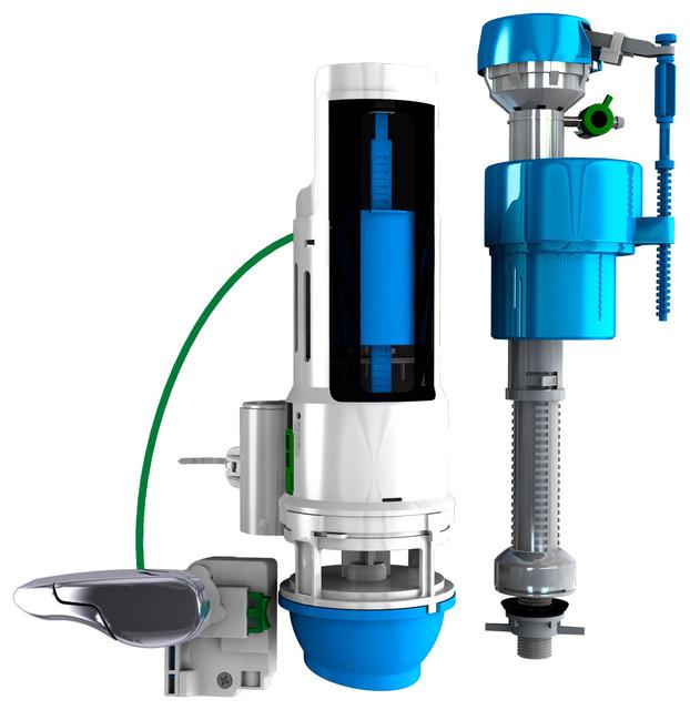 Hydrokit Toilet Repair With Dual Flush Converter