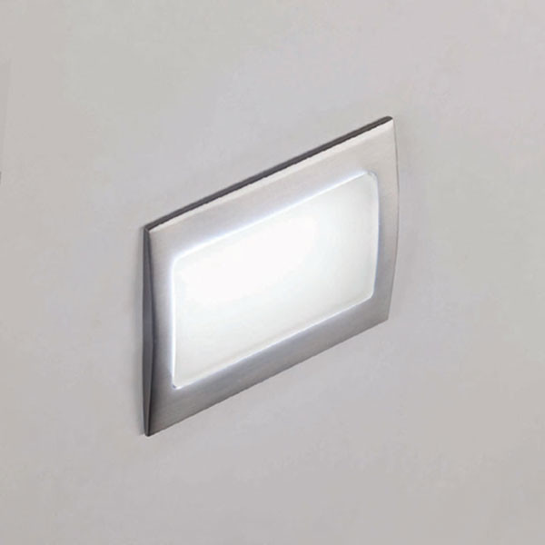 Wall Sconces Recessed : Tekno Recessed Wall Mount - Modern - Wall Sconces