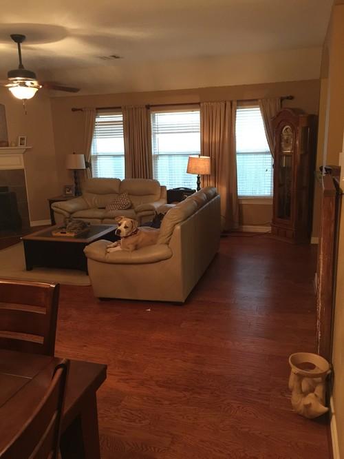 need help furniture arrangement in living room