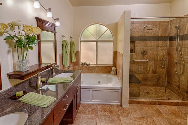 Tucson bathroom remodel pro remodeling phoenix by for Bath remodel in phoenix