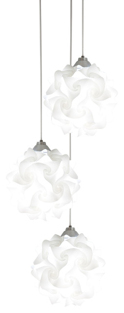 Hado Pendant Lights Set Of 3