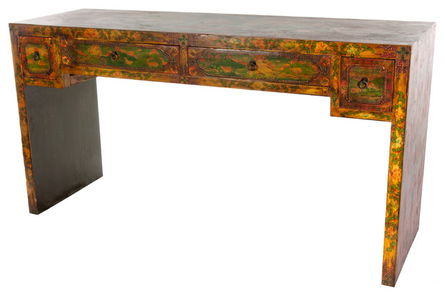 Tibetan Cabinet - Asian - Accent Chests And Cabinets - by ...